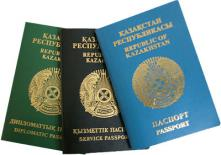 Issuance and exchange of Kazakhstan passports abroad